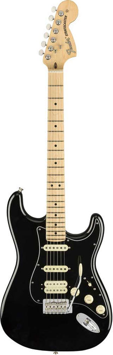 Fender American Performer Stratocaster HSS with Maple Fretboard - Black