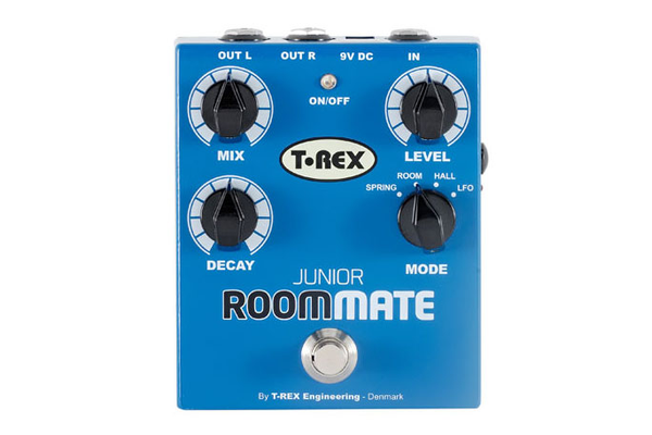 T-Rex Roommate Junior Reverb Pedal