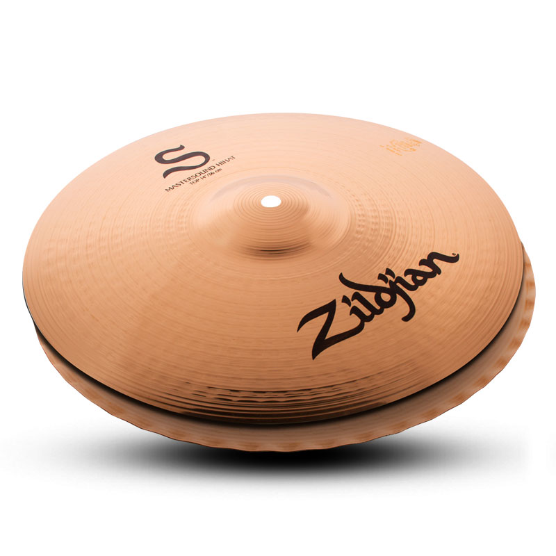 Zildjian S14MPR 14 in. S Family Mastersound Hi Hat Pair - Bananas at Large