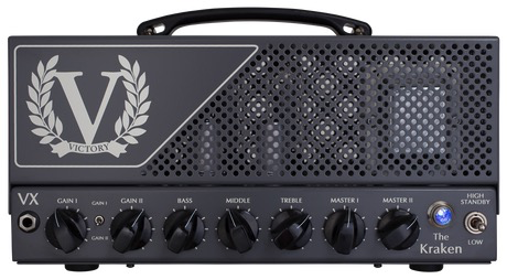 Victory Amplifiers VX The Kraken 50-Watt Extended Range All Tube Head - Bananas at Large - 1