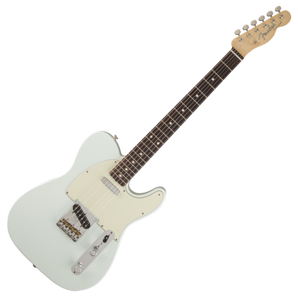 Fender Classic Player Baja 60s Telecaster - Faded Sonic Blue - Bananas At Large®