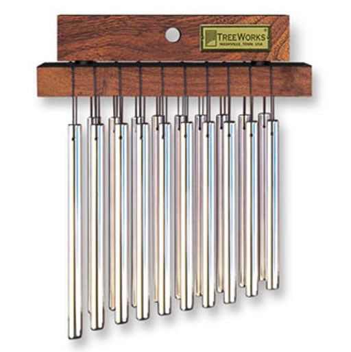 Treeworks TRE10DB MicroTree Double-Row 19 Bar Chime - Bananas at Large