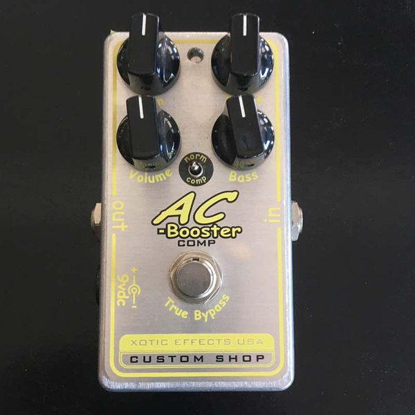 Xotic Custom Shop AC Booster Comp (Pre-Owned)