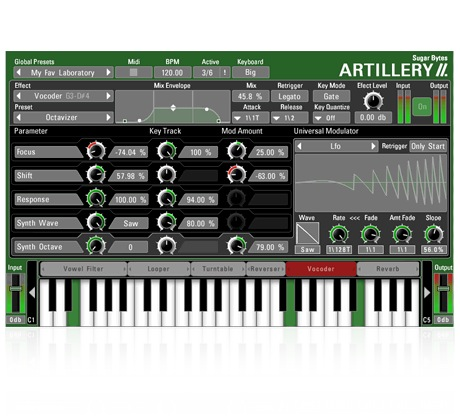 SugarBytes Sugar Bytes Artillery 2 [Download] - Bananas at Large