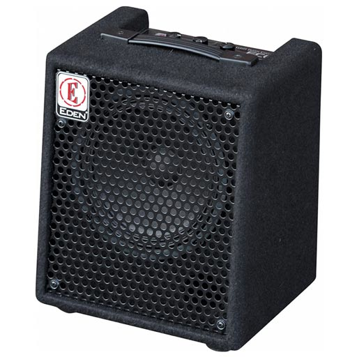 Eden EC8 1x8 20-Watt Bass Combo Amp - Bananas At Large®