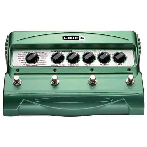 Line 6 DL4 Classic Delay Stompbox Modeler - Bananas at Large