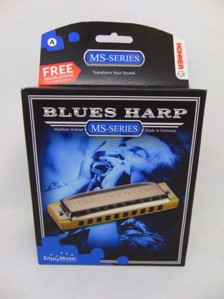 Hohner 532BX-A Blues Harp Boxed - Key of A