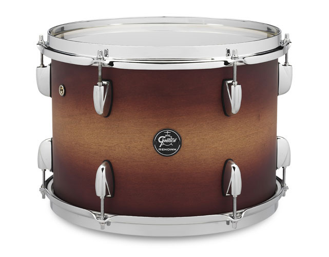 Gretsch RN2-E605 Renown Series Acoustic Drum Kit - Satin Tobacco Burst - Bananas At Large®