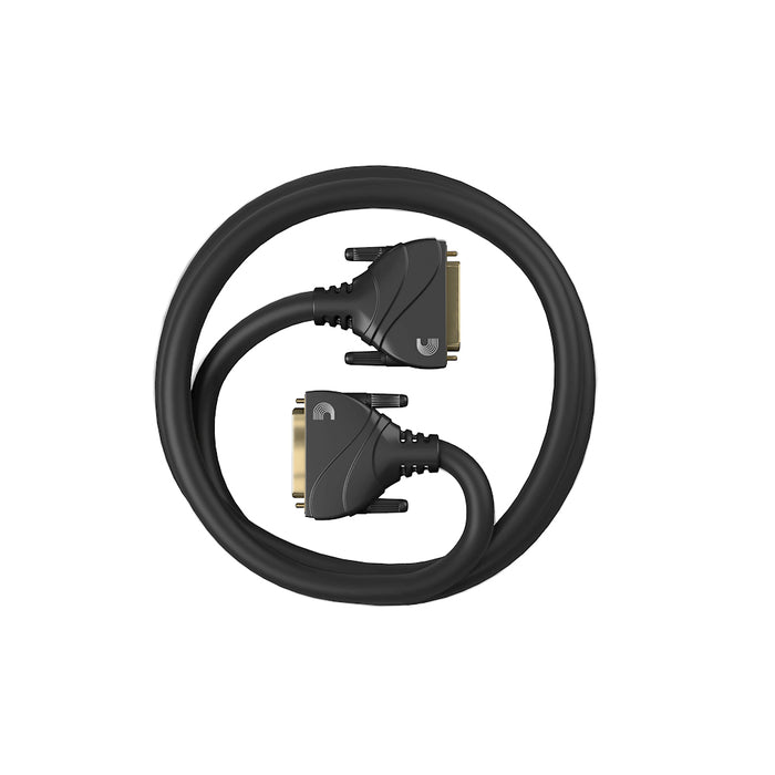 D'Addario Modular Snake System Male to Male Core Cable, 5ft