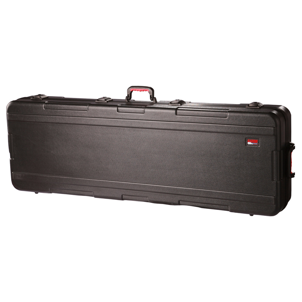 Gator GKPE-88SLIM-TSA Slim TSA latches 88 Note Case with Wheels - Bananas At Large®
