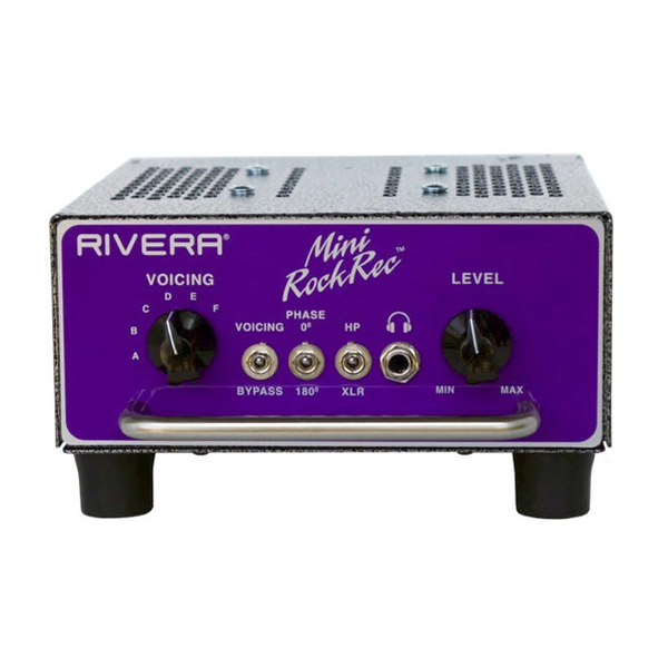 Rivera Mini Rockcrusher Recording Load Box and Speaker Emulator