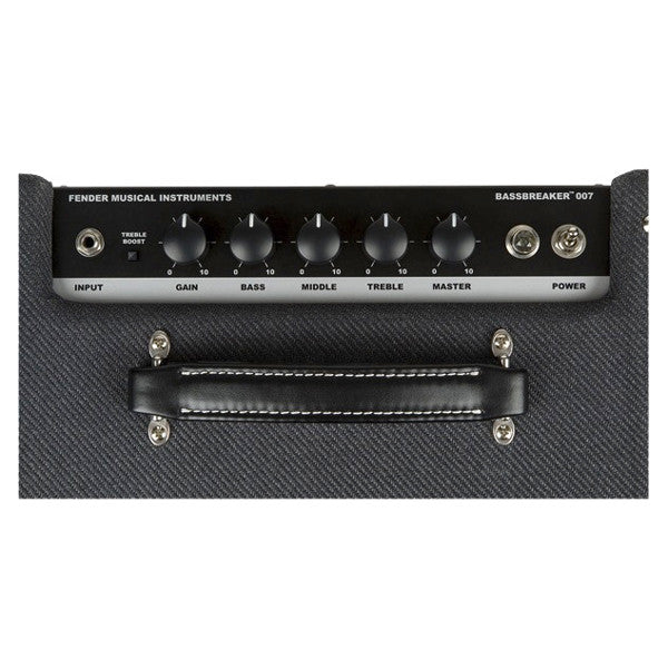 Fender Bassbreaker 007 7-Watt Tube Guitar Amp Head - Bananas at Large - 3