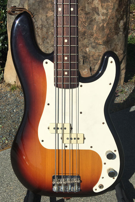 1983 Fender Precision Bass (Pre-Owned)