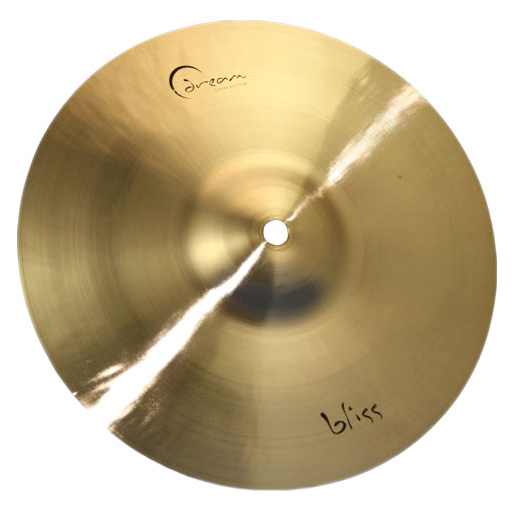 Dream Cymbals BSP08 Bliss Series 8 in. Splash Cymbal - Bananas At Large®
