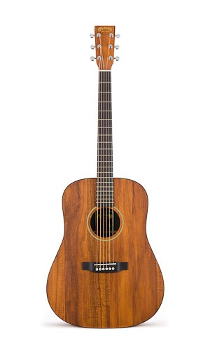 Martin DXK2AE Acoustic-Electric Guitar - Bananas at Large