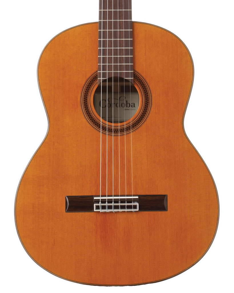 Cordoba C7 CD Canadian Cedar Iberia Series Classical Acoustic Guitar - Bananas at Large - 1