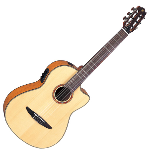 Yamaha NCX900FM Acoustic Electric Classical Guitar - Bananas at Large