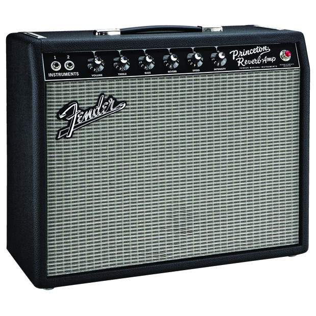 Fender 65 Princeton Reverb Guitar Combo Amp - Bananas At Large®