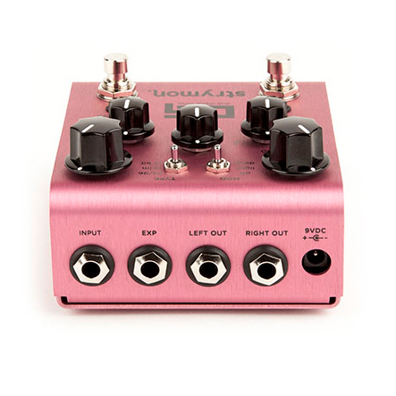 Strymon DIG Dual Digital Delay Pedal - Bananas at Large - 2