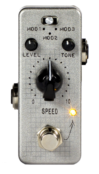 F-Pedals Phazevibe Lite Distorion Pedal - Bananas at Large