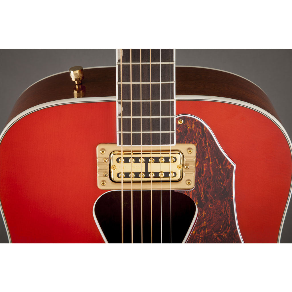 Gretsch G5034TFT Rancher Fideli-Tron Pickup with Bigsby Tailpiece - Savannah Sunset - Bananas At Large®