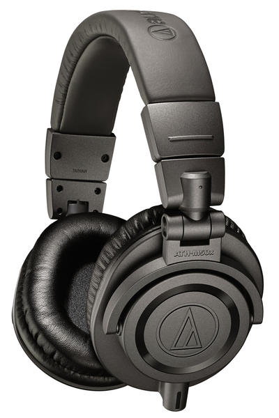 Audio Technica ATH-M50x Limited Edition Professional Monitor Headphones - Matte Gray