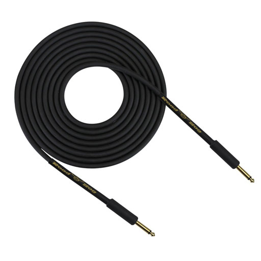 Rapco HOG-100B RoadHog Series Instrument Cable, 100 Feet - Bananas at Large