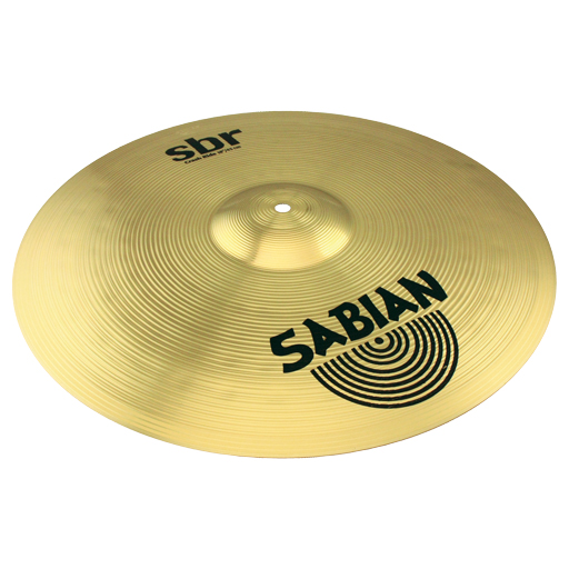 SABIAN 18 in. SBr Crash Ride - Bananas at Large