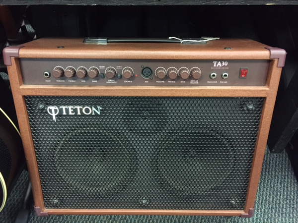 Teton TA30 Acoustic Guitar Amplifier (Pre-Owned)