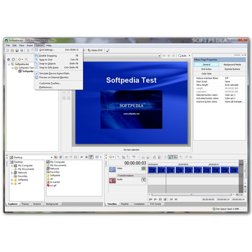 Sony DVD Architect Pro 6.0 [Download] - Bananas at Large