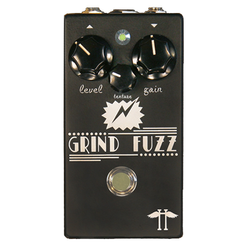 Heavy Electronics Grind Fuzz Pedal - Bananas At Large®
