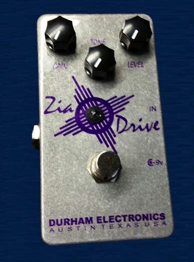 Durham Electronics Zia Drive Pedal - Bananas At Large®