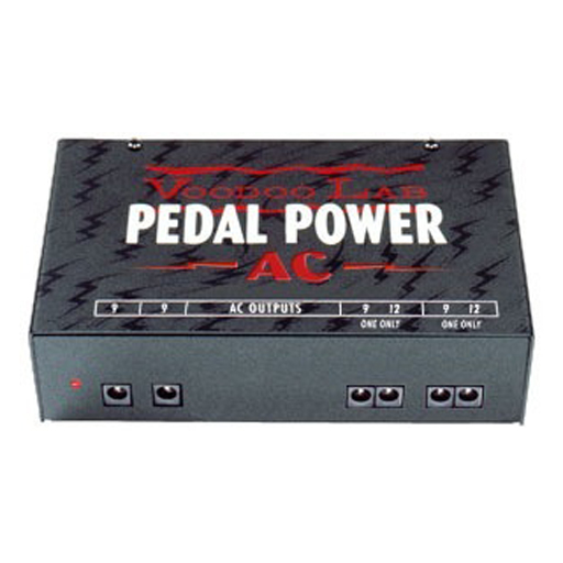Voodoo Lab Pedal Power AC - Bananas at Large
