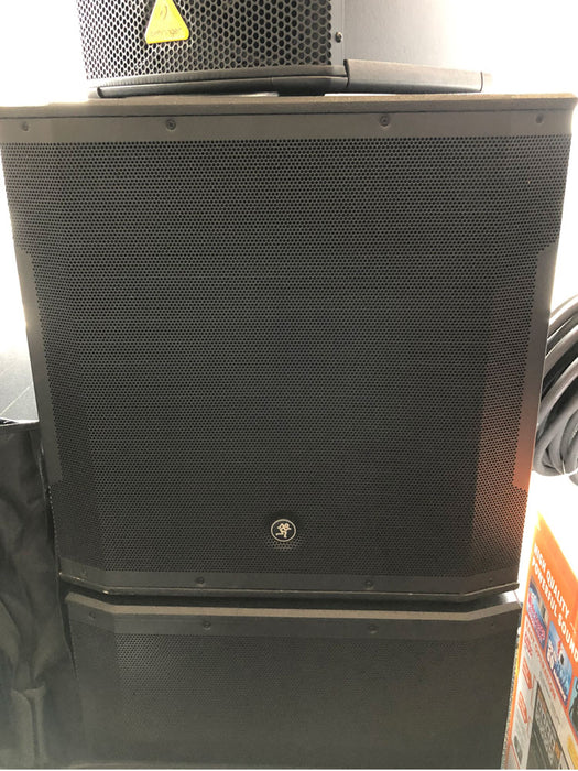 Mackie SRM1850 1600w Powered Sub (Pre-Owned)