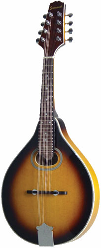 Savannah SA-110 A-Model Oval Hole Mandolin - Bananas at Large
