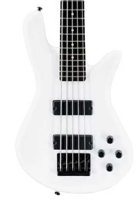 Spector Performer 5 - Solid White Gloss