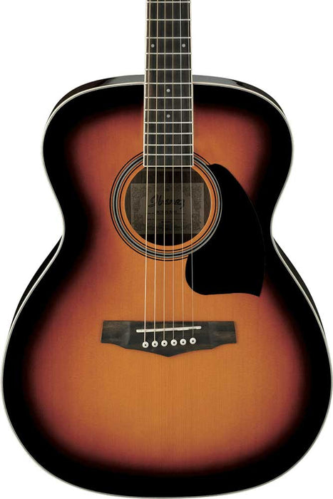 Ibanez PC15 Performance Grand Concert Acoustic Guitar - Vintage Sunburst High Gloss