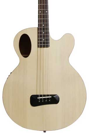 Spector Timbre Acoustic Bass - Natural