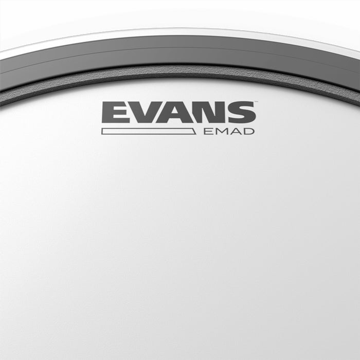 Evans EMAD Coated Bass Drumhead, 22in