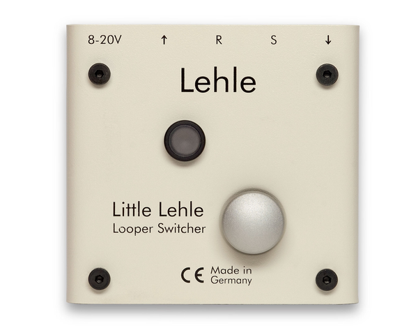 Lehle Little Lehle II True Bypass Looper/Switcher with Stereo Outputs