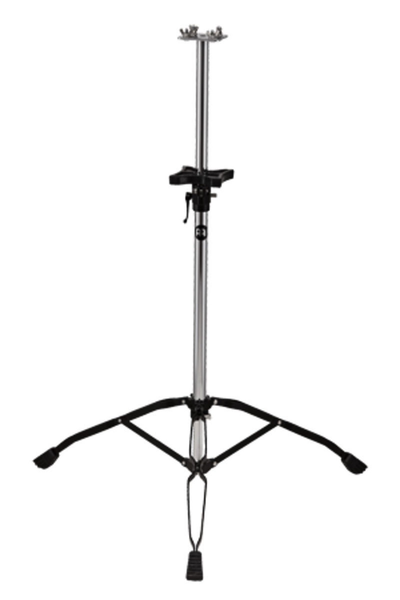 Meinl HDSTAND Headliner Conga Double Stand, Black - Bananas at Large