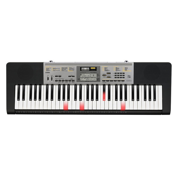 Casio LK260 Lighted Key Portable Arranger 61-Key - Bananas at Large