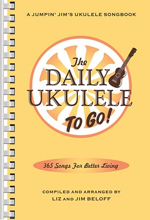 Hal Leonard The Daily Ukulele: To Go! Portable Edition