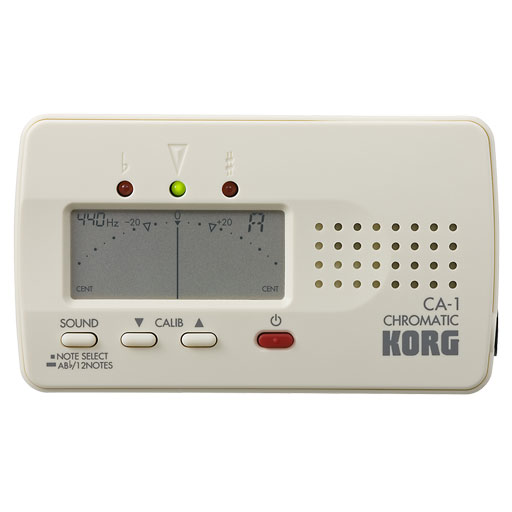 Korg CA1 Solo Chromatic Tuner - Bananas at Large