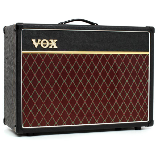 Vox AC15C1 Custom Tube Combo 15-Watt Standard Version - Bananas at Large