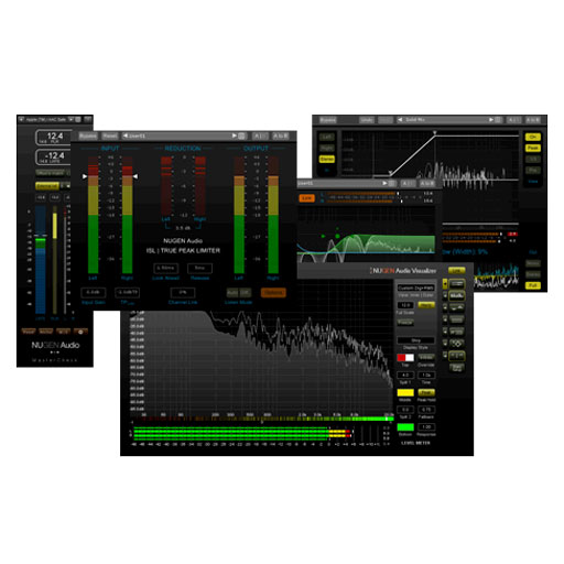 NUGEN Audio Master Pack Essential Mastering Plug-ins [Download] - Bananas at Large