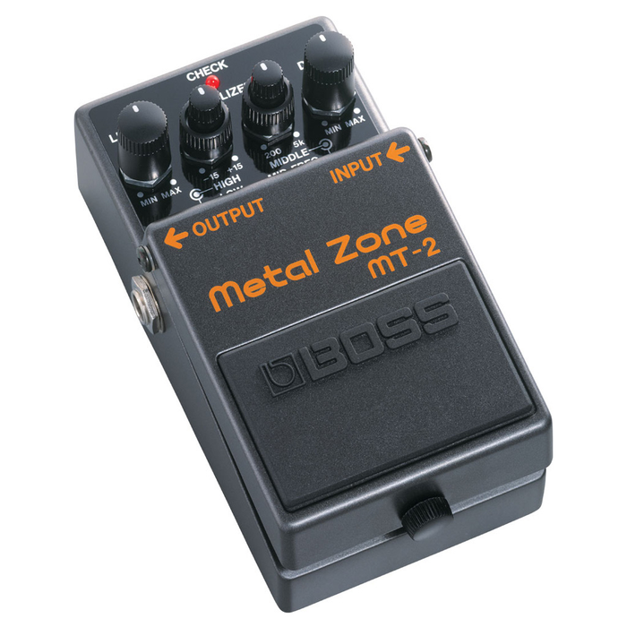Boss MT-2 Metal Zone Distortion Pedal - Bananas at Large - 2