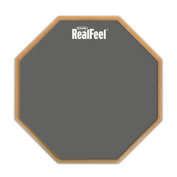 Evans RF6D RealFeel 6 in. 2-Sided Speed and Workout Drum Pad