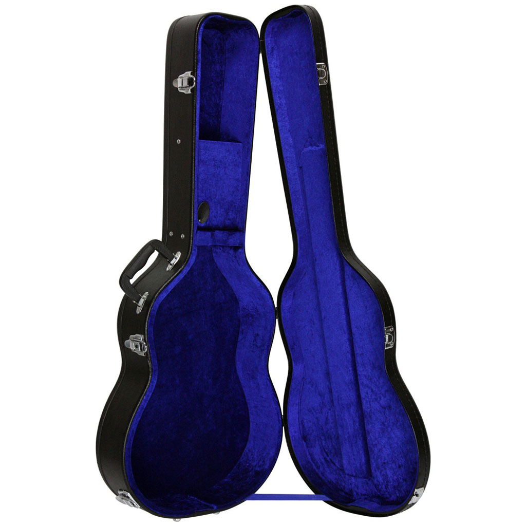 Kaces KHA-PR1 Acoustic Dreadnought Economy Guitar Case - Bananas At Large®