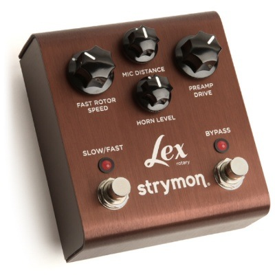Strymon Lex Rotary Pedal - Bananas at Large